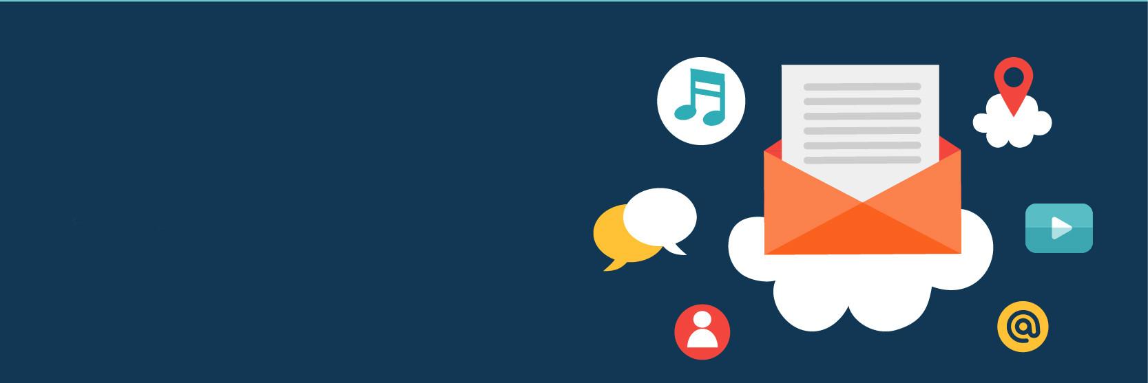e-mail design templates e campanhas
