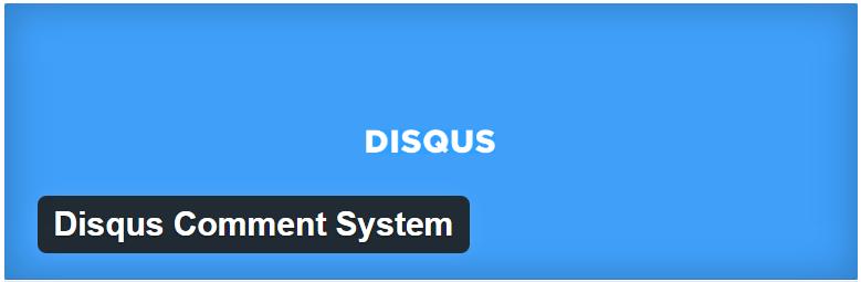 plugin comentários wordpress disqus
