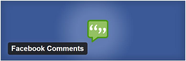 plugin comentários wordpress fcebook commnets