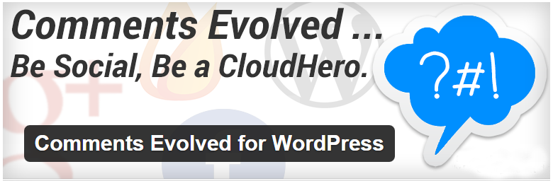 plugins de comentários wordpress comments envolved