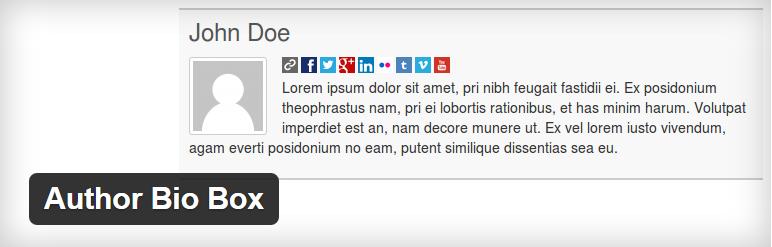 Plugins_Wordpress_ Author_Box _Plugin Autor_Bio_Box