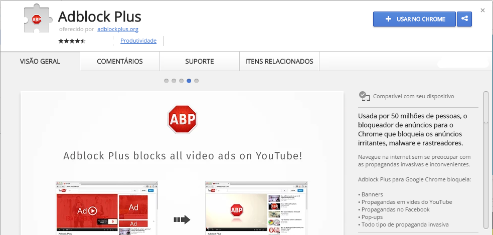 Adblock Plus Chrome Web Store chrome web