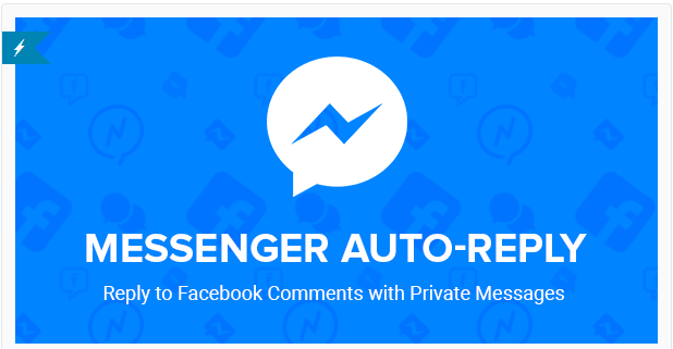 Facebook Messenger Auto facebook marketing software