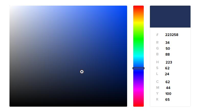 HTML Color Codes - Código Cores Html - Tabela de Cores