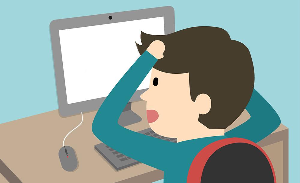 Oferecer uma navegação pobre - conteudo pobre - conteúdo ruim blog de sucesso