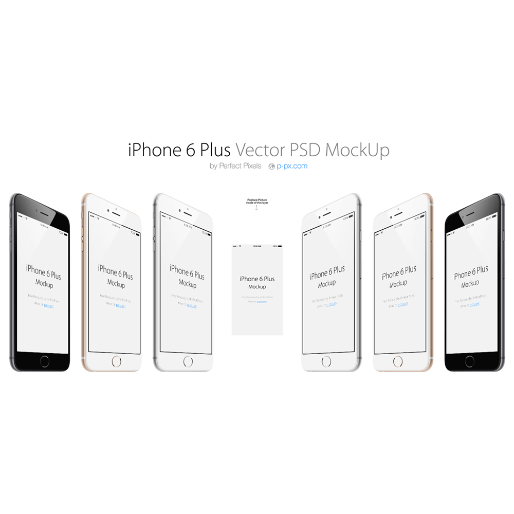 Six_View_iPhone6_PSD_Template_Prototype App