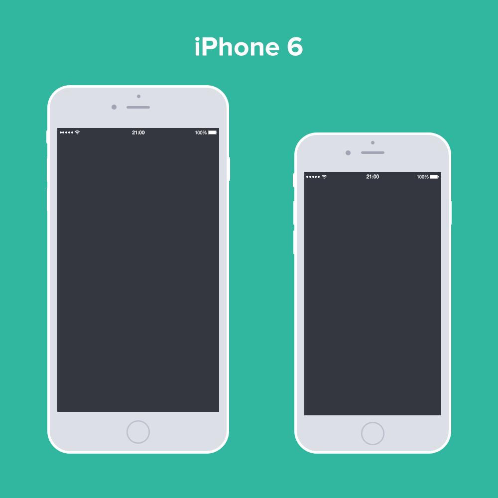 iPhone6_Flat_Design_PSD_Template_App_Mockups