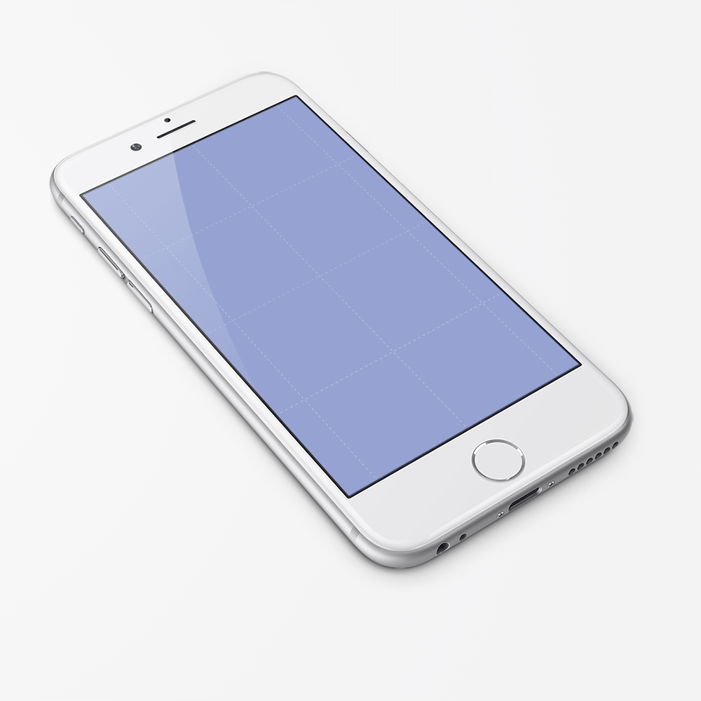 iPhone6_White_PSD_Template_My Iphone