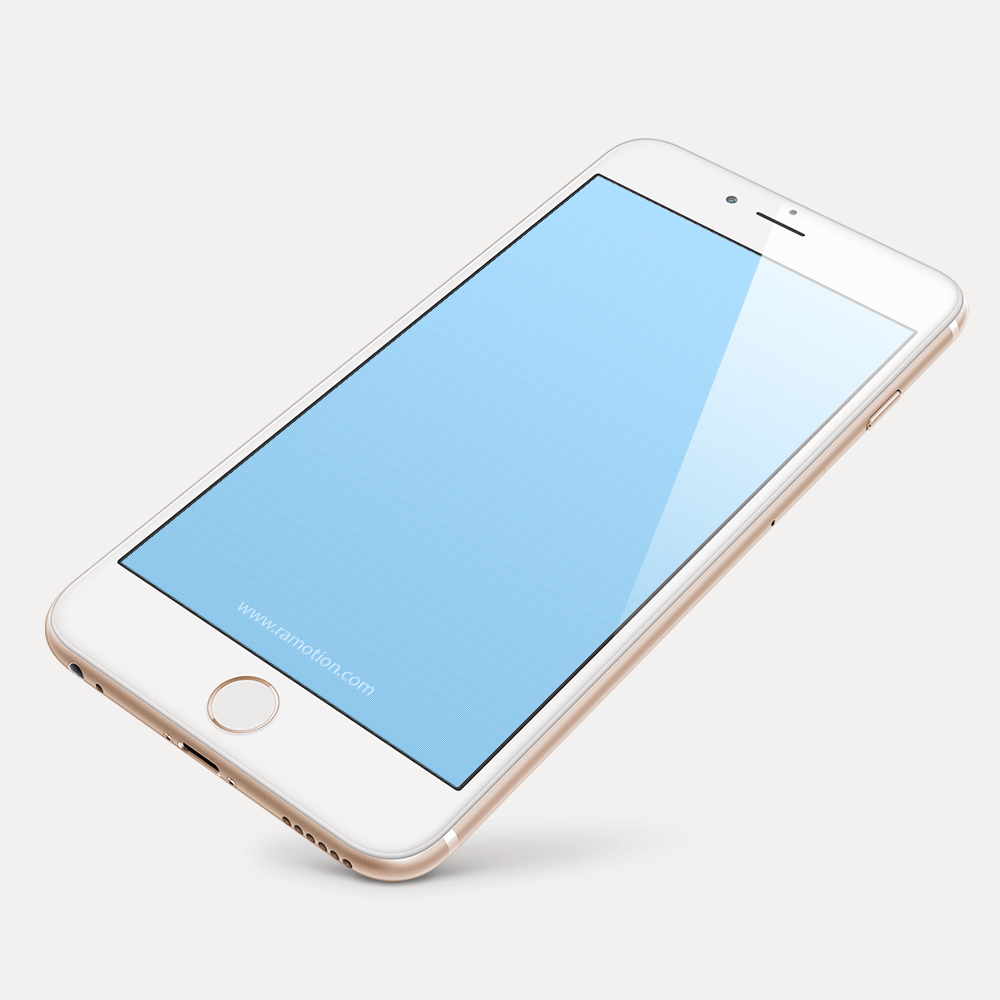 iPhone6s_Perspective_View_PSD_Template_Template Iphone