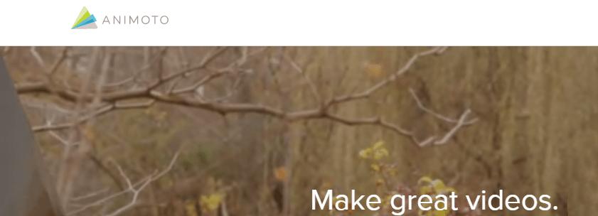 Animoto Video Maker Photo Slideshow Maker Animoto web video