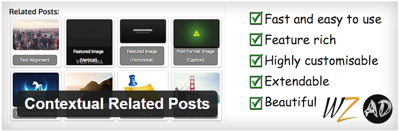 Contextual Related Posts — WordPress Plugins