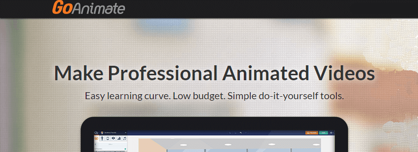 Create Animated Videos for your Business marketing GoAnimate.com