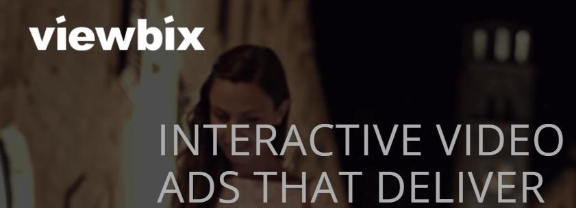 Viewbix Interactive Video Advertising