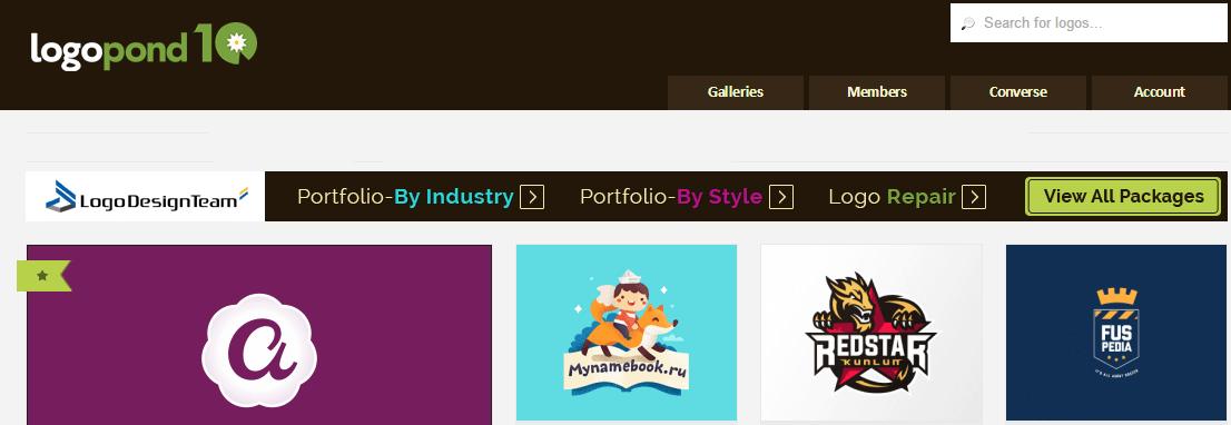 Logopond logos de empresas