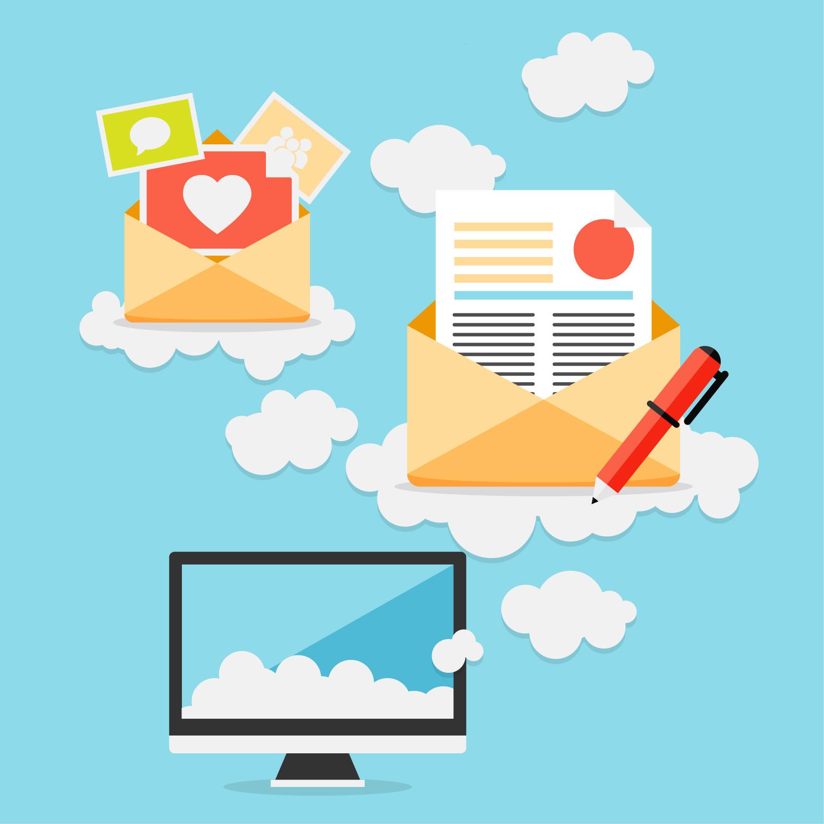 gerenciador de email