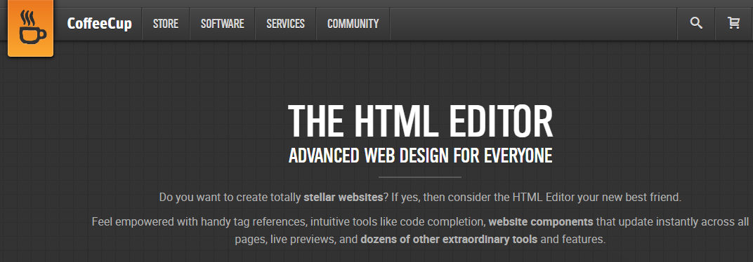 the html editor html online editor