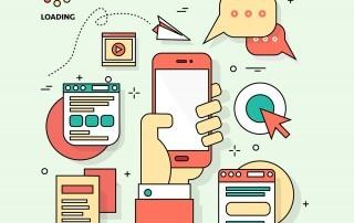 mídias sociais evolução