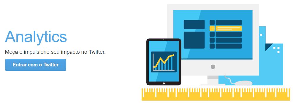 twitter analytics gerenciamento de redes sociais