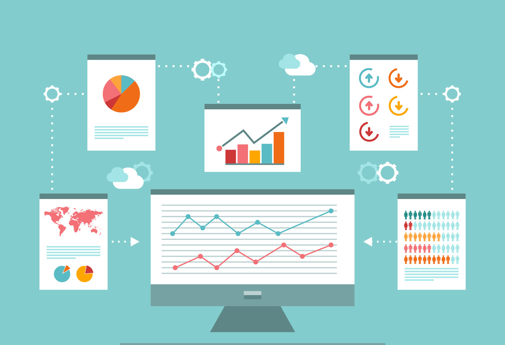 infografico online o que é infografico modelos de infográficos