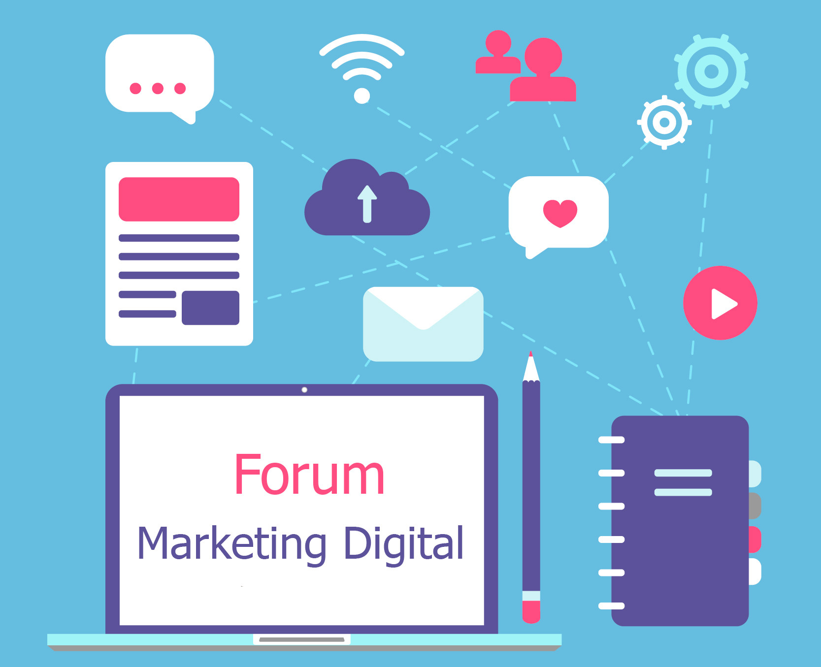 forum de marketing digital