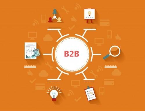 [ Infográfico ] – O Que é B2B Marketing? ( Veja Top 10 Estratégias Para Aumentar o Impacto Positivo No Faturamento)