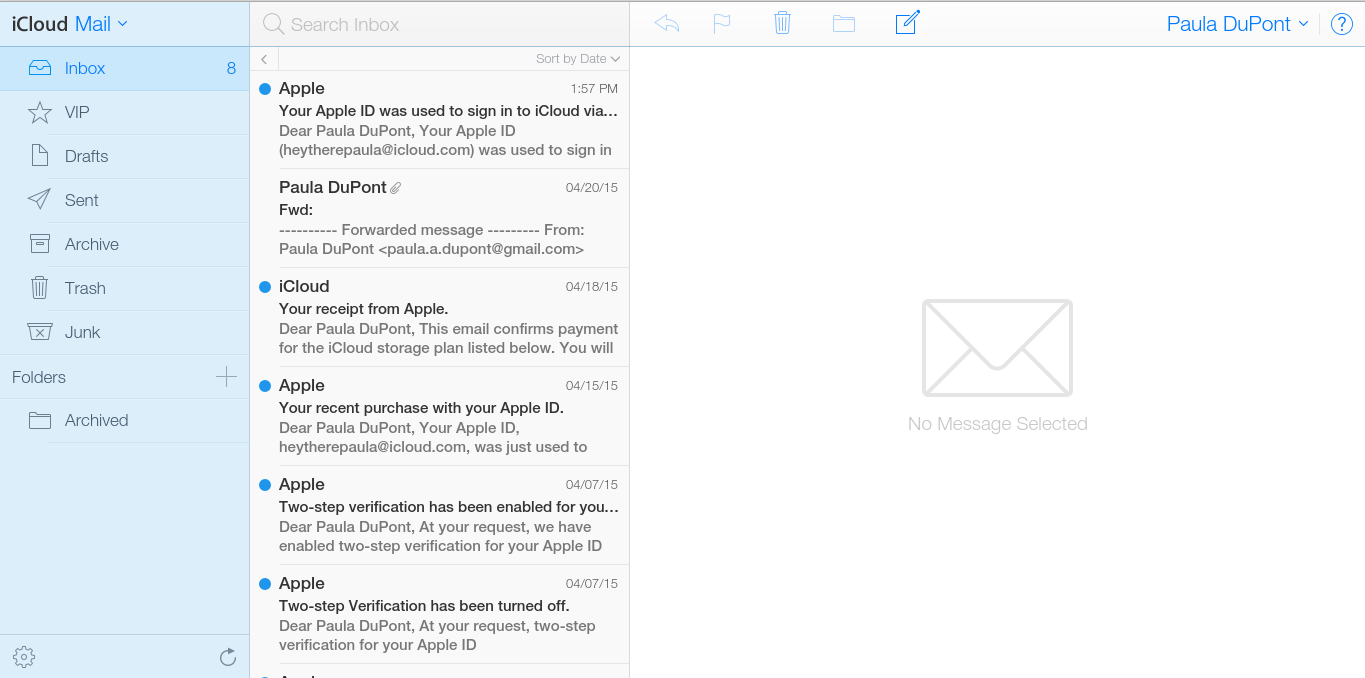 app email android