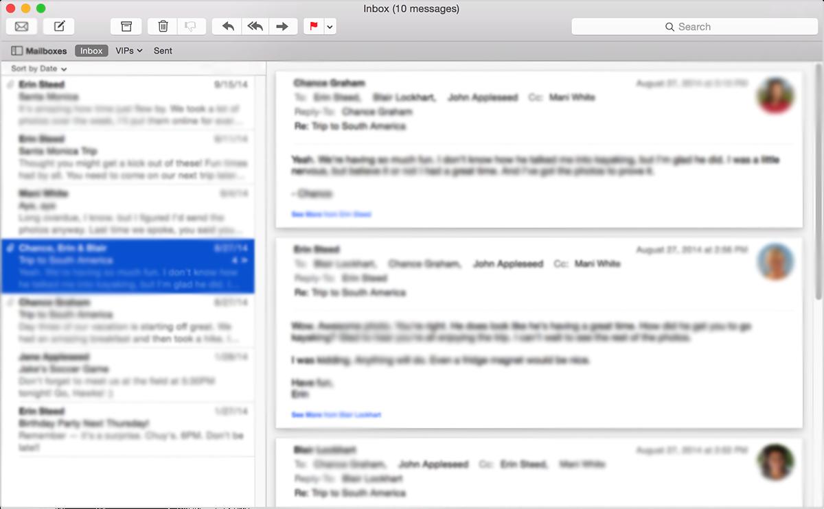 os melhores aplicativos para gerenciar emails