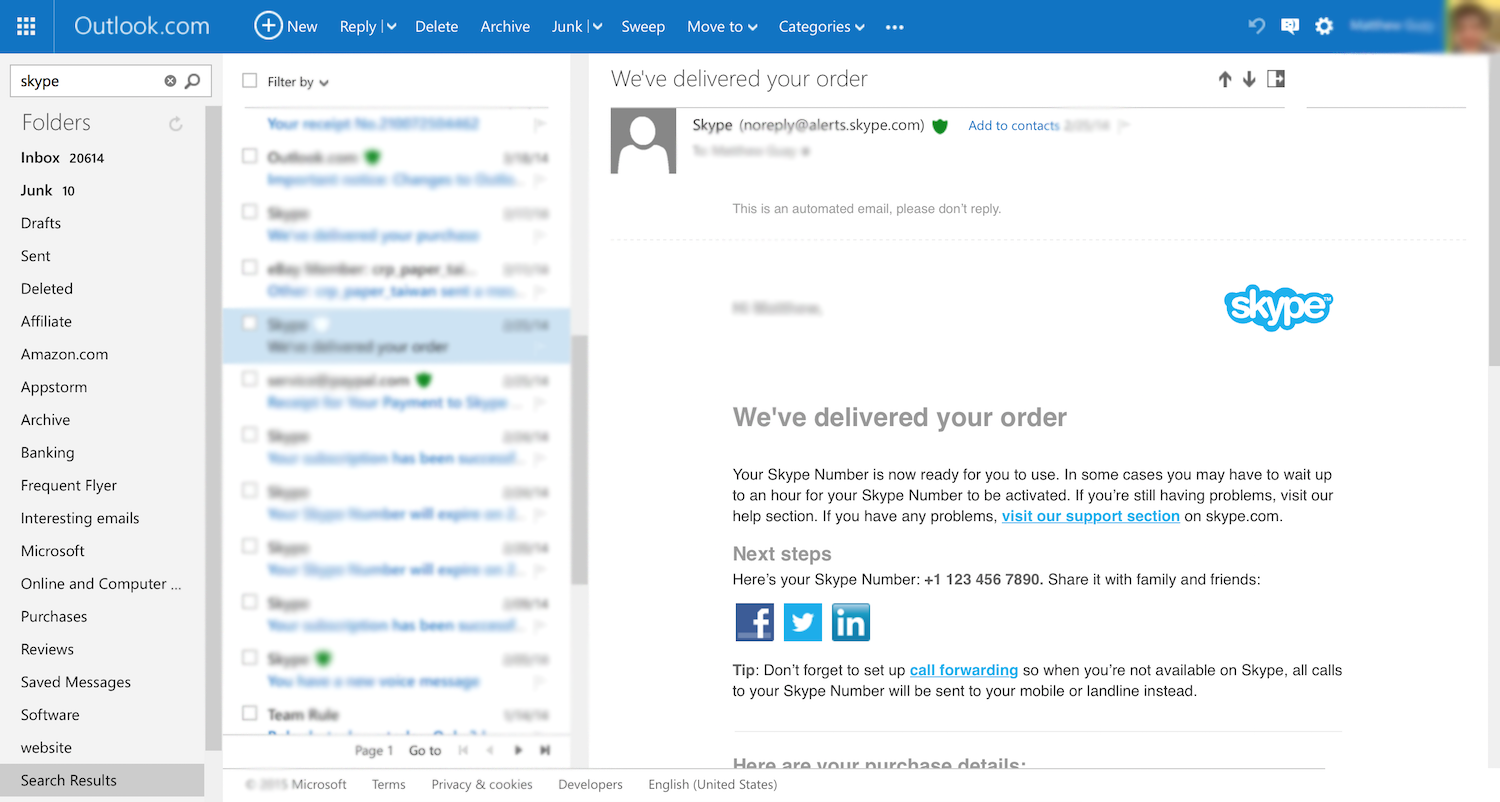 sync apps emails manager