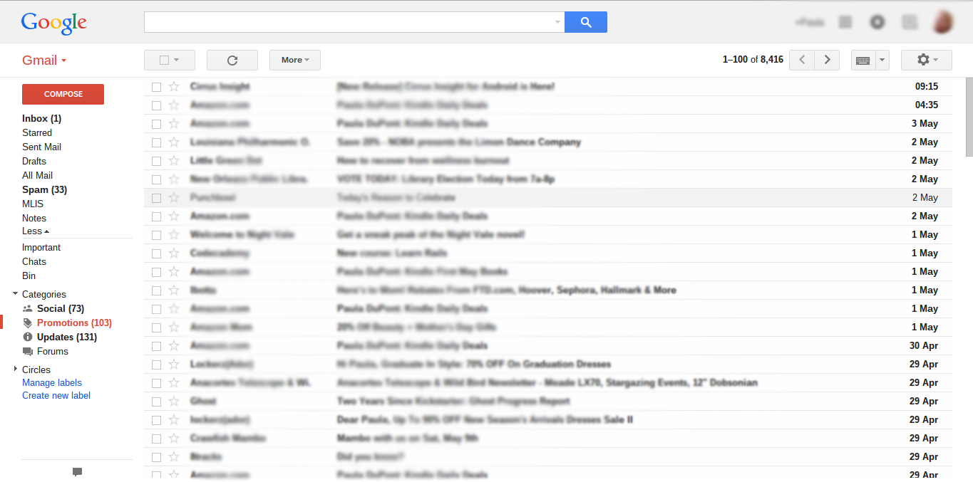 top apps emails