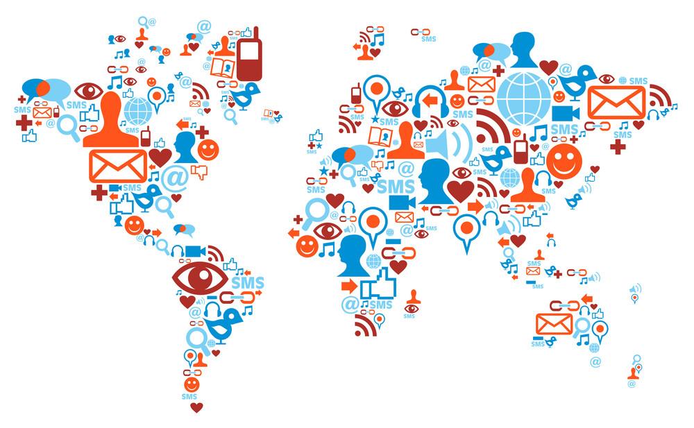 social signals social midia