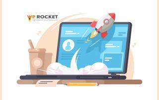 wp rocket plugin wordpress cache