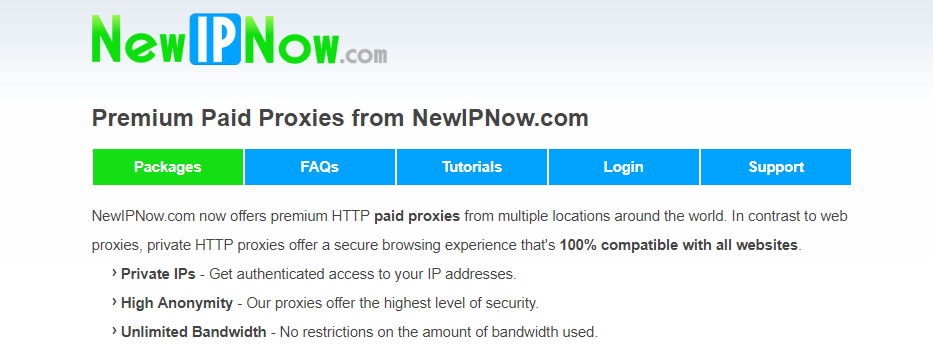 proxy site list