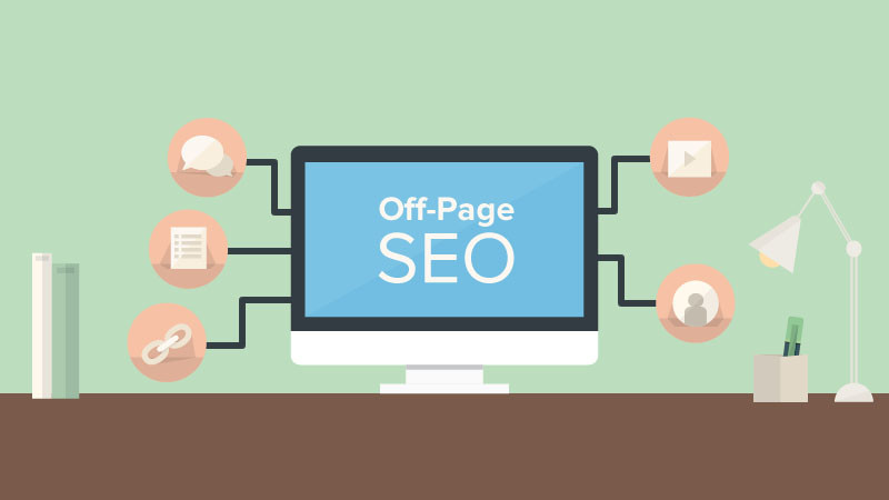 SEO off page ranking google