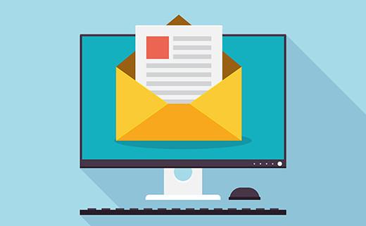 wordpress não envia emails