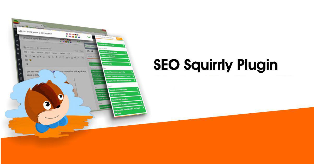squirrly plugin seo wordpress métricas search engine optimization